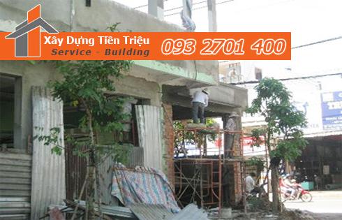 Tháo dỡ đập phá nhà Quận Bình Tân uy tín.
