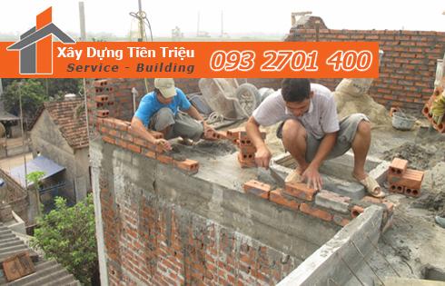 Sửa chữa nhà cũ tại huyện bình chánh