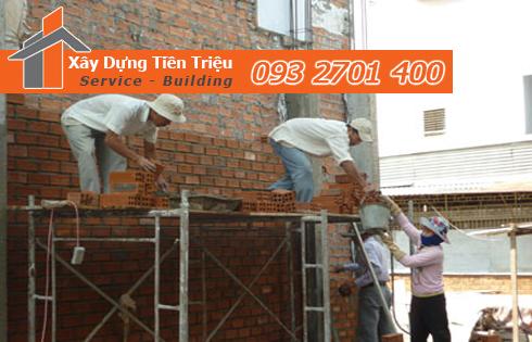 Sửa nhà huyện Củ Chi trọn gói