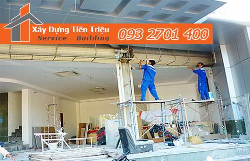 Cam kết bảo hành dịch vụ sửa nhà quận 10 trọn gói của công ty Tiền Triệu như sau: