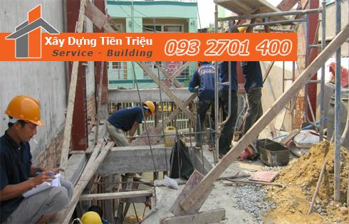 Đến với dịch vụ sửa nhà quận 11 trọn gói giá rẻ của công ty Tiền Triệu