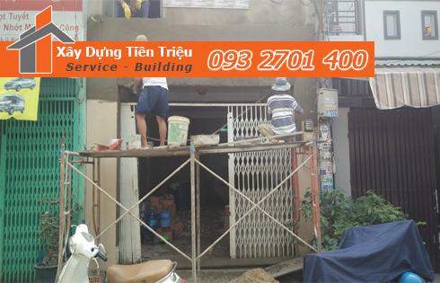 Dịch vụ sửa nhà quận Bình Tân trọn gói của công ty Tiền Triệu chúng tôi luôn tự hào mang đến cho bạn chất lượng công trình đảm bảo với giá thành hợp lý.