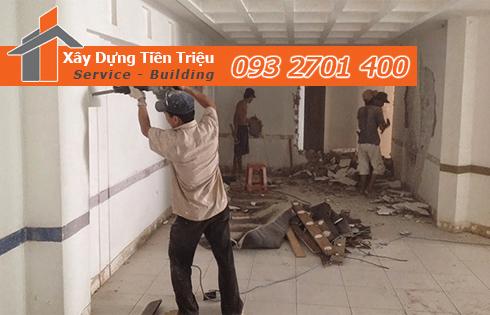 Quý khách nhận được gì từ Công Ty Tiền Triệu chúng tôi về dịch vụ sửa nhà quận 3 trọn gói như:
