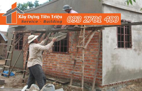 Dịch vụ sửa nhà chuyên nghiệp tại quận Phú Nhuận
