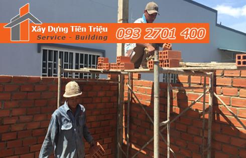 Dịch vụ sửa nhà chuyên nghiệp tại quận Tân Bình