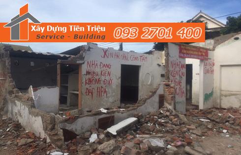 Công ty Tiền Triệu nhận tháo dỡ nhà Quận 2.