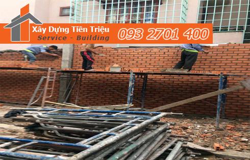 Thi công sửa chữa nhà tại Biên Hòa - Đồng Nai