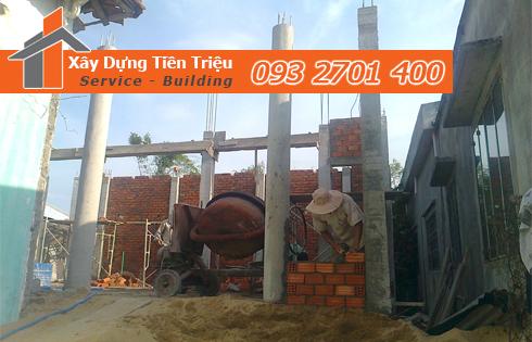 Chuyên cải tạo sửa nhà, nâng cấp công trình huyện hóc môn.