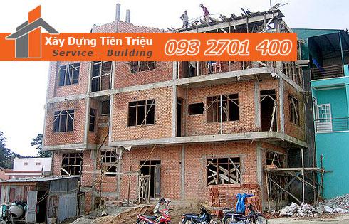 Ưu điểm của dịch vụ sửa nhà quận 10 trọn gói của công ty Tiền Triệu là: