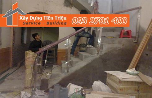 Những cam kết về dịch vụ sửa nhà quận 9 trọn gói của công ty Tiền Triệu như:
