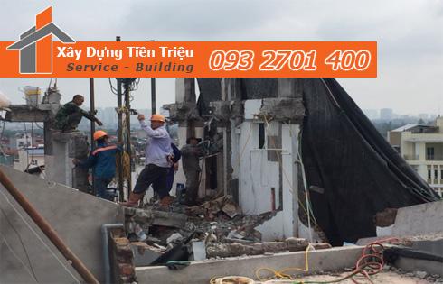 Công ty Tiền Triệu chuyên thu mua xác nhà ở Quận 1.