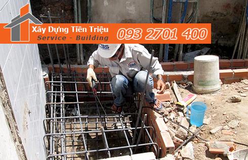 Dịch vụ sửa chữa nhà trọn gói HCM