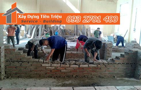 Dịch vụ sửa nhà huyện Bình Chánh trọn gói giá rẻ
