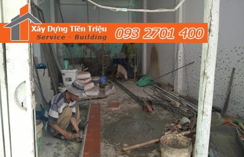 Dịch vụ sữa chữa nhà giá rẻ tại Huyện Hóc Môn TpHCM