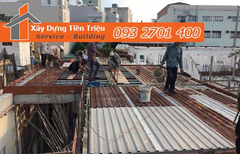 Hãy đến ngay với công ty Tiền Triệu chúng tôi chuyên phân phối các dịch vụ sửa nhà quận 11 trọn gói.