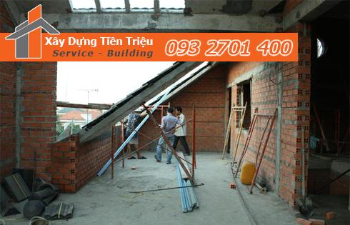 Sửa nhà quận 3 trọn gói giá rẻ