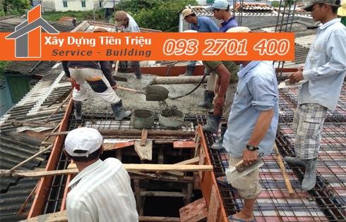 Thật may mắn cho bạn vì đã có dịch vụ sửa nhà quận Bình Tân trọn gói của công ty Tiền Triệu