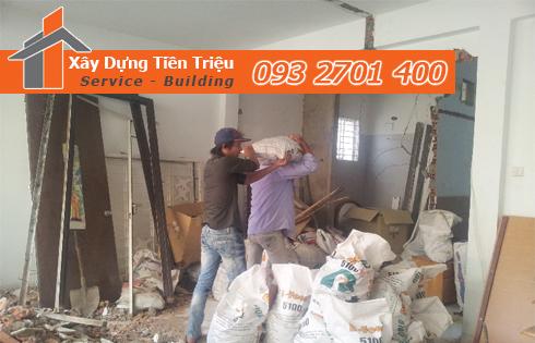 Dịch vụ sửa nhà quận Bình Tân trọn gói chuyên nghiệp * Bình Tân