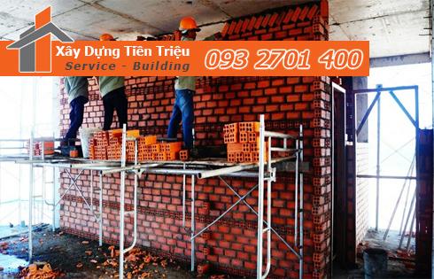 Dịch vụ sửa nhà quận Bình Thạnh trọn gói