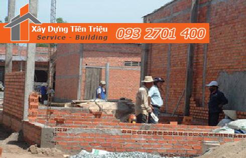 Dịch vụ sửa nhà quận Gò Vấp trọn gói