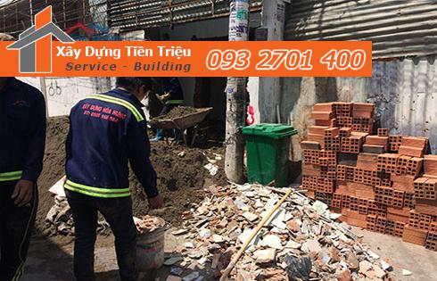 Dịch vụ sửa chữa nhà quận phú nhuận Tphcm