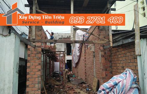 Dịch vụ sửa nhà quận Tân Phú trọn gói giá rẻ uy tín chuyên nghiệp #1