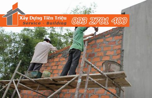 Dịch vụ sửa nhà trọn gói giá rẻ tại TPHCM.