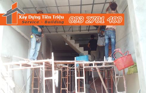 Hãy sử dụng gói dịch vụ sửa nhà quận 11 trọn gói của công ty Tiền Triệu để nhận được 3 trong 1 những điều sau: