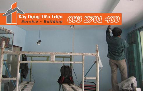 Quyền lợi khi sử dụng dịch vụ sửa nhà quận Bình Tân của công ty Tiền Triệu như: