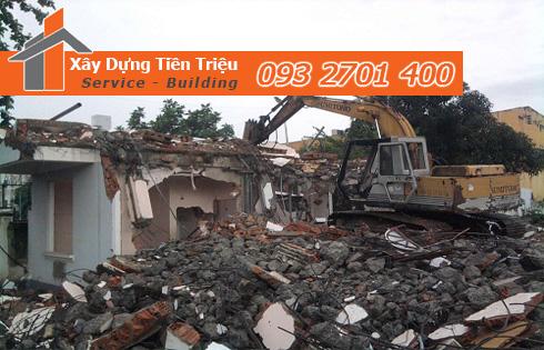 Công ty thu mua xác nhà cũ Huyện Nhà Bè giá cao chuyên nghiệp.