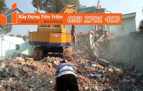 Công ty thu mua xác nhà cũ Huyện Củ Chi giá cao chuyên nghiệp.