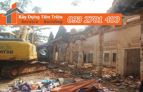 Công ty thu mua xác nhà cũ Quận Gò Vấp giá cao chuyên nghiệp.