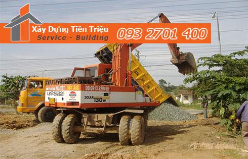 Xan lấp mặt bằng Quận Tân Phú bao nhiêu tiền 1 khối.