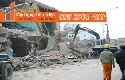 Thu mua xác nhà cũ nát ở Thủ Dầu Một Bình Dương.