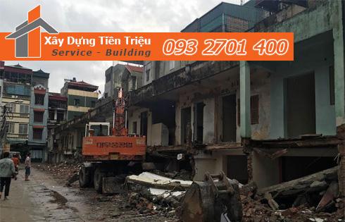 Thu mua xác nhà cũ nát ở Huyện Cần Giờ.
