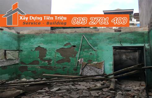 Thu mua xác nhà cũ nát ở Huyện Củ Chi.