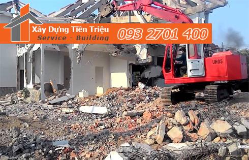 Thu mua xác nhà cũ nát ở Huyện Hóc Môn.