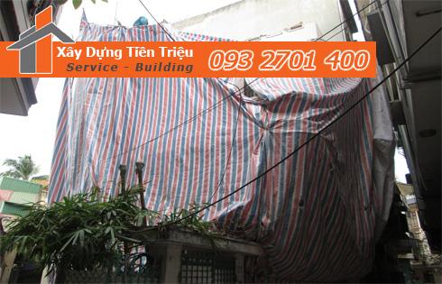 Thu mua xác nhà cũ nát ở Quận Gò Vấp.