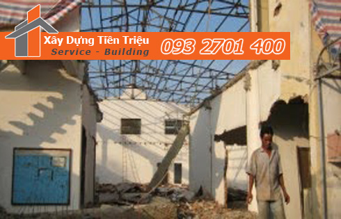 Công ty thu mua xác nhà cũ Quận Tân Phú giá cao chuyên nghiệp.