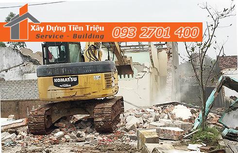 Thu mua xác nhà cũ nát ở Quận Tân Bình.