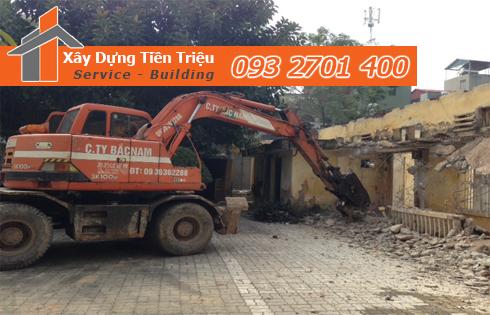 Xác nhà cũ cấp 3 cấp 4 ở Quận Phú Nhuận bao nhiêu tiền.