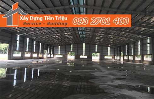 Thanh lý nhà xưởng cũ Quận Tân Bình giá cao.