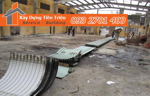 Thu mua xác nhà kho nhà xưởng Huyện Hóc Môn CTY Tiền Triệu.