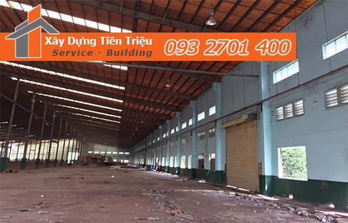 Thu mua xác nhà kho nhà xưởng Quận 8 CTY Tiền Triệu.