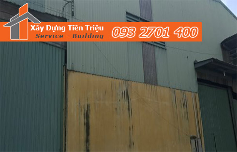 Thu mua xác nhà kho nhà xưởng Quận 9 CTY Tiền Triệu.