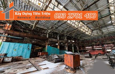 Thu mua xác nhà kho nhà xưởng Quận Bình Tân CTY Tiền Triệu.