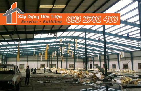 Thu mua xác nhà kho nhà xưởng Quận Bình Thạnh CTY Tiền Triệu.