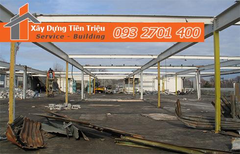 Thu mua xác nhà kho nhà xưởng Quận Phú Nhuận CTY Tiền Triệu.
