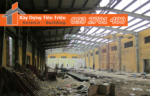 Thu mua xác nhà kho nhà xưởng Quận Tân Bình CTY Tiền Triệu.