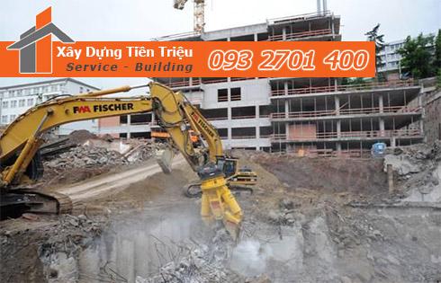 Thu mua xác nhà kho nhà xưởng Quận Thủ Đức CTY Tiền Triệu.